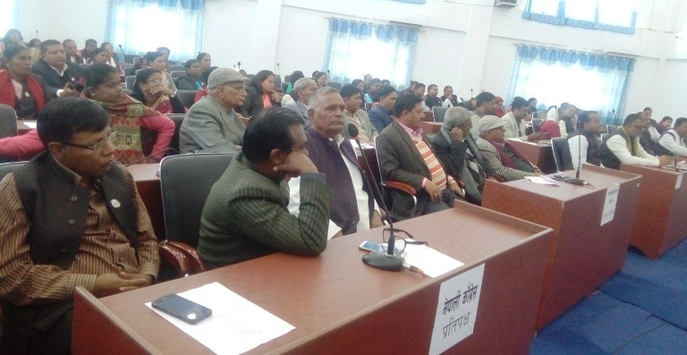 प्रदेश २ को नामाकरणः सत्तासीन राजपा र समाजवादीको 'मधेस प्रदेश' अस्वीकृत
