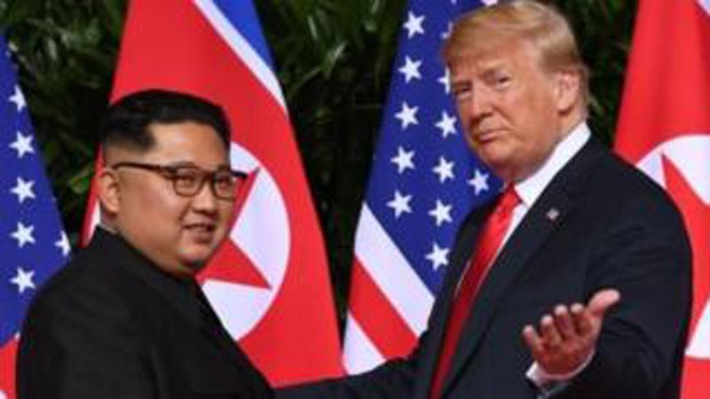 उत्तर कोरियाप्रति अमेरिकी राष्ट्रपति ट्रम्प यू-टर्न, तेस्रो पटक वार्ता हुने संकेत