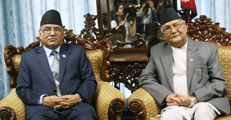 नेकपा विवादः ६ सदस्यीय कार्यदल गठन