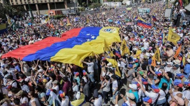 भेनेजुएलाको राजनीतिक गतिरोध झनै बढ्दो