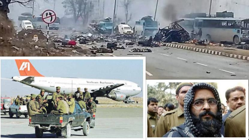 भारतले रिहा गरेका मसुद अजहरले नै लिए कश्मीरमा ४० सुरक्षाकर्मीको ज्यान