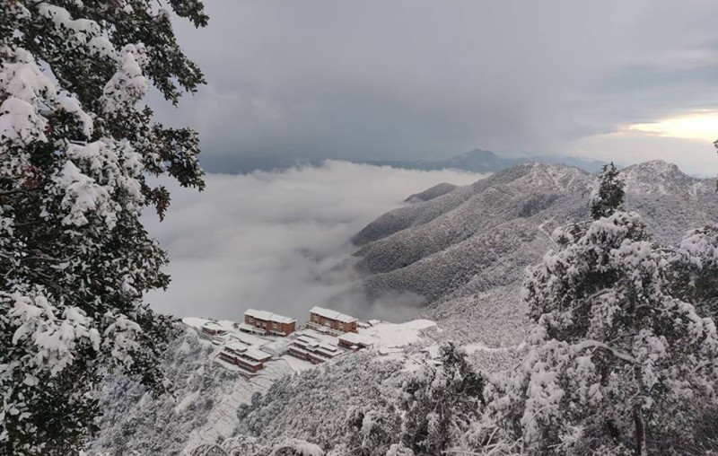 पश्चिमी वायुको प्रभावले उच्च पहाडी र हिमाली भेगमा आज पनि हिमपात