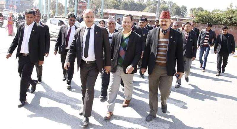नेपाल बारको चुनावी अभियान,'नेतृत्व हैन नीति केन्द्रित'