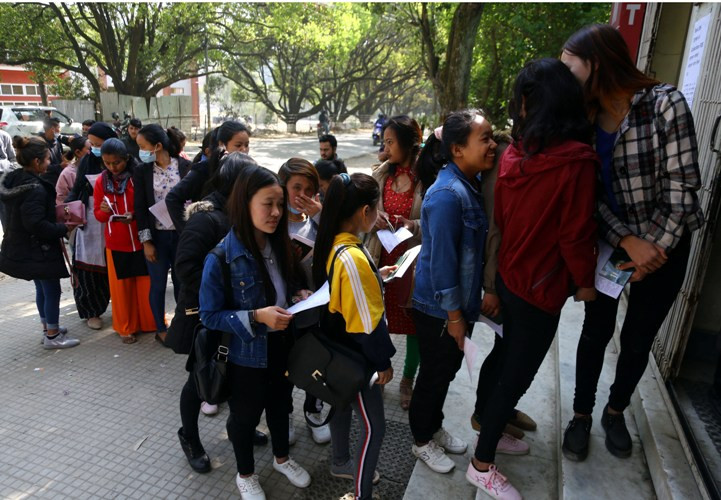 कोरियन भाषा परीक्षाको केन्द्र तोकियो (कसको केन्द्र कहाँ ? यस्तो छ सूची)
