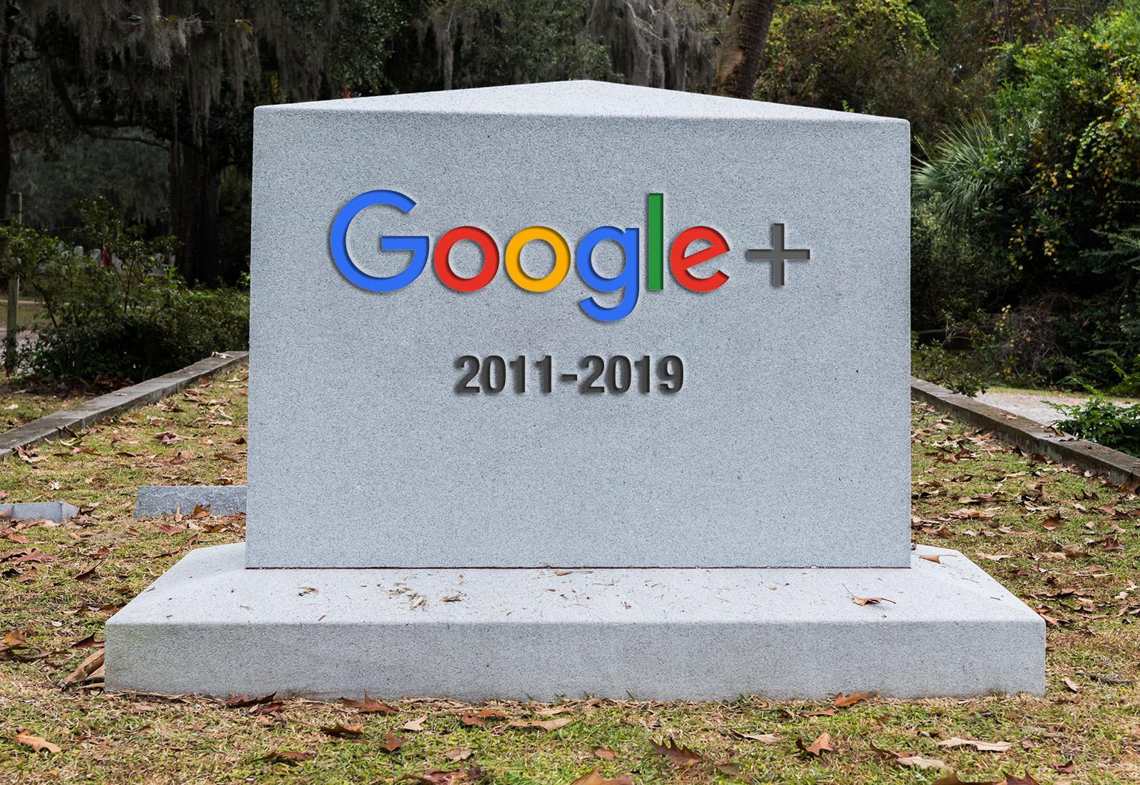 RIP गुगल प्लस