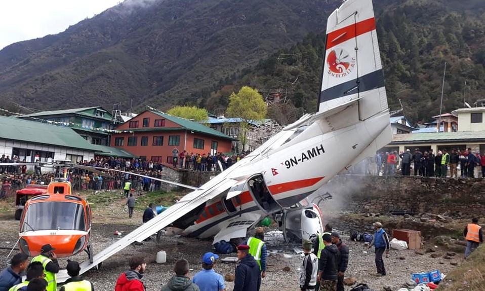 लुक्ला विमान दुर्घटना छानबिनका लागि समिति गठन