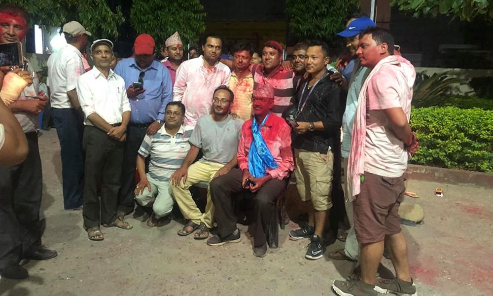 पश्चिमाञ्चल ट्रक समितिको अध्यक्षमा नेकपाका पाण्डे विजयी, बहुमत कांग्रेस निकटकाे