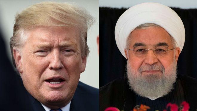अमेरिकाले इरानमाथि थप प्रतिबन्ध लगाउने!