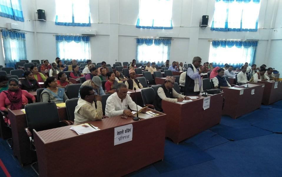 प्रदेश  सरकार सञ्चालनमा पौने दुइ करोडको अनियमितता ,कारबाही गर्न सांसदहरुकाे माग