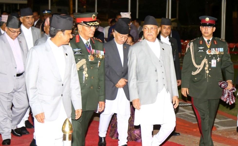 भियतनाम र कम्बोडियाको भ्रमण पूरा गरी प्रधानमन्त्री ओली स्वदेश फिर्ता
