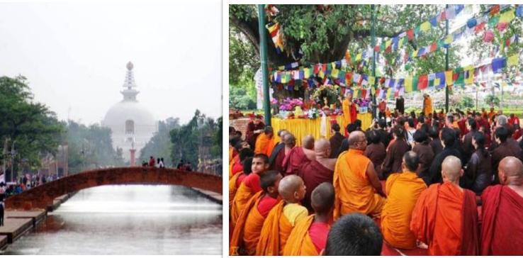 बुद्धजयन्ती र लुम्बिनी भ्रमण वर्षको भव्य तयारी