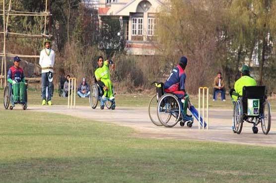 ह्वीलचेयर टी–२० क्रिकेटमा नेपालको अर्को पराजय