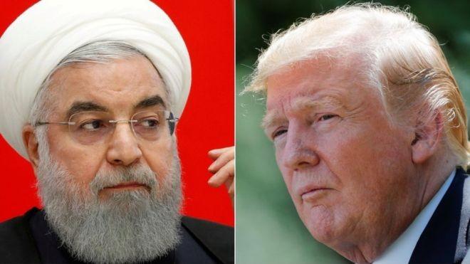 अमेरिकासँग युद्ध चर्किए इरान ध्वस्त हुन्छ : ट्रम्प
