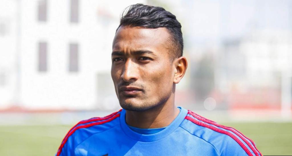 विराज महर्जनको कप्तानीमा राष्ट्रिय पुरुष फुटबल टोलीको घोषणा
