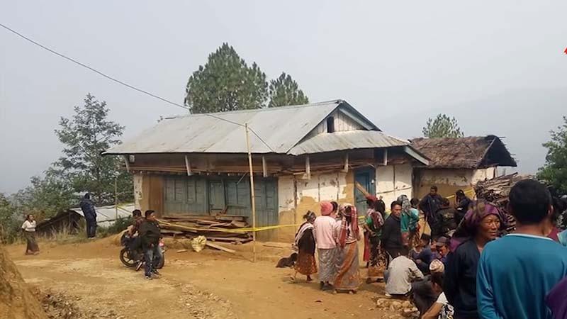 पाँचथर हत्या प्रकरण : ९ जनाकाे शव पाेष्टमाटमका लागि धरानमा