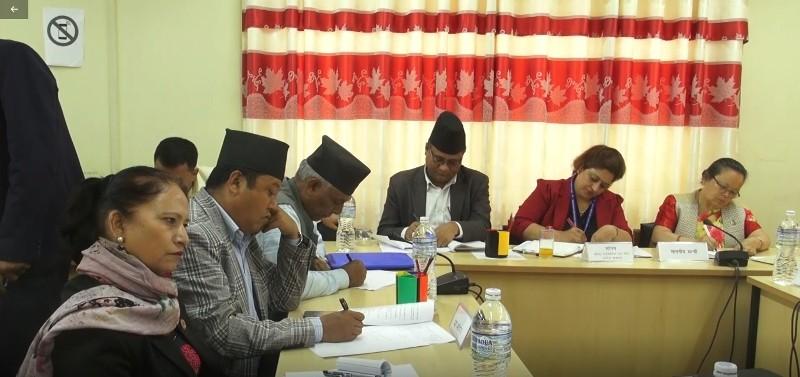 ज्येष्ठ नागरिकका क्षेत्रमा बजेट वृद्धि गर्नुपर्छ : मन्त्री थापा