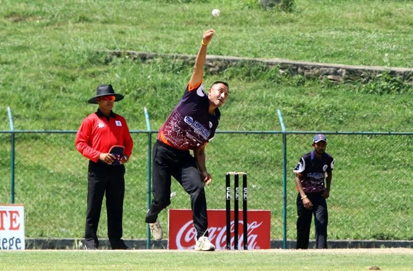 प्रधानमन्त्री कप राष्ट्रिय क्रिकेट प्रतियोगितामा एपिएफ विजयी