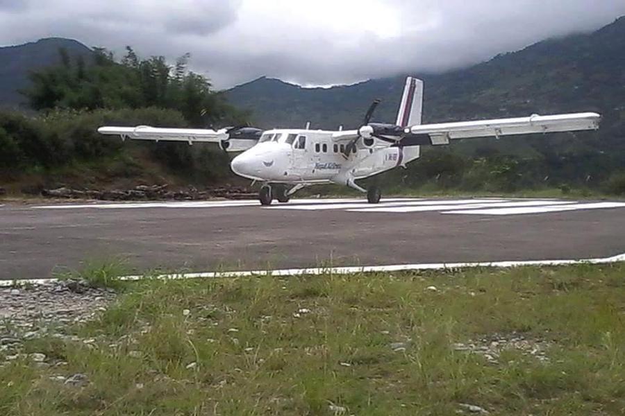 आजदेखि काठमाडौं–रुम्जाटार–विराटनगर उडान