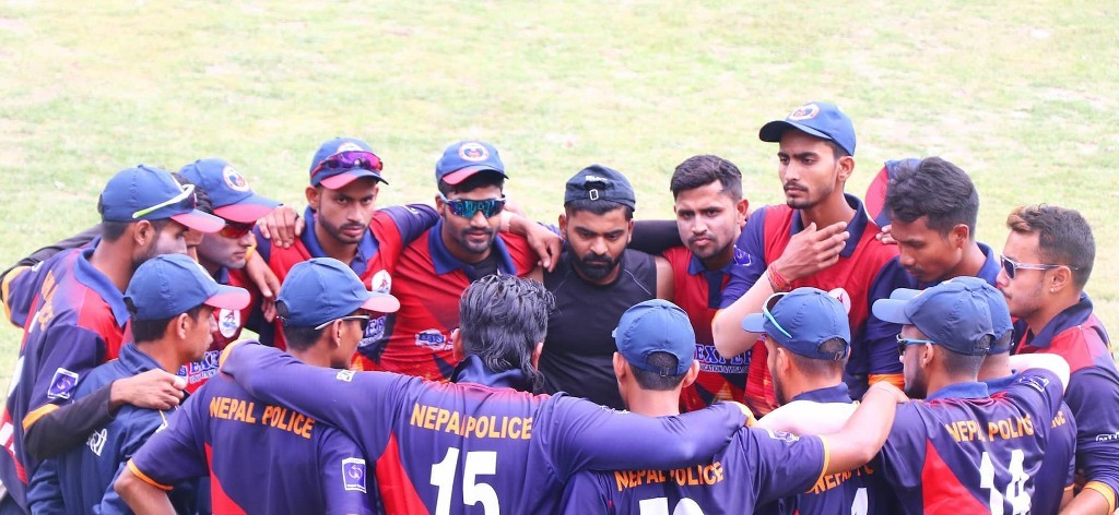 प्रधानमन्त्री कप क्रिकेट : पुलिसद्वारा आर्मी पराजित