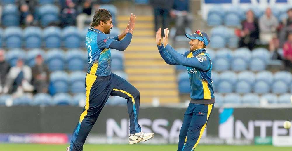 विश्वकपमा श्रीलंकाको पहिलाे जीत