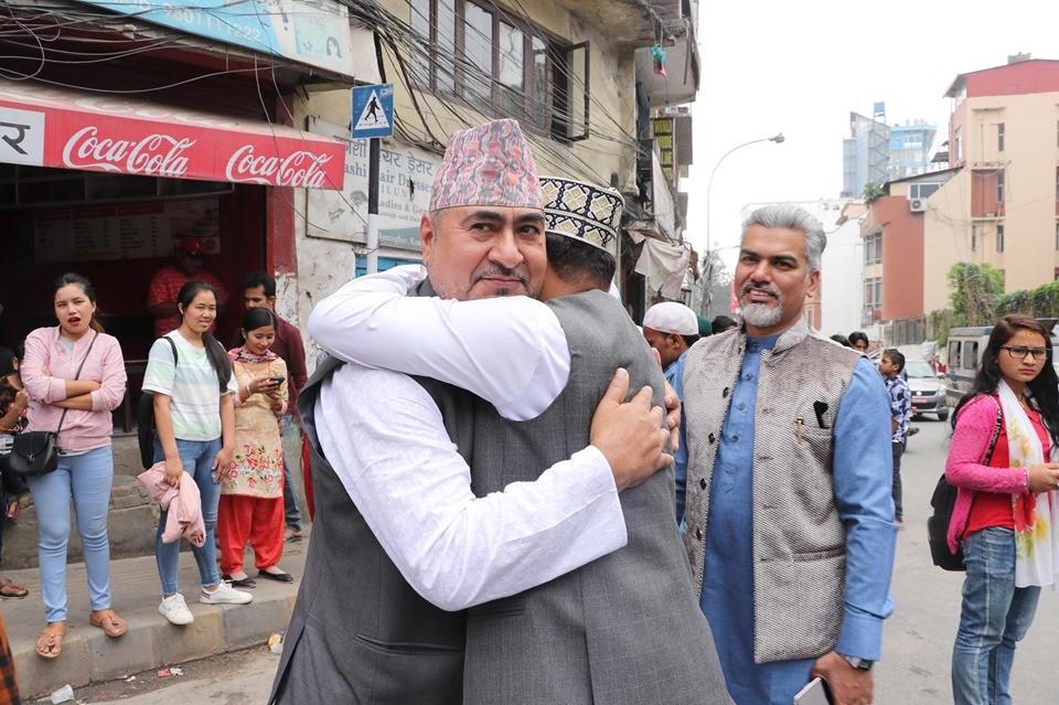 ढाका टोपीमा इद उल फित्र (फोटो फिचर)