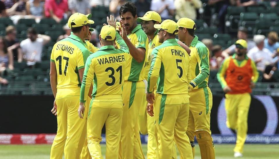 विश्वकप क्रिकेट : अस्ट्रेलियाकाे  लगातार दाेस्राे जित