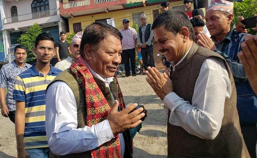 संविधानमाथि धावा बोल्नेविरुद्ध जाइलाग्छौं : नेता सिंह