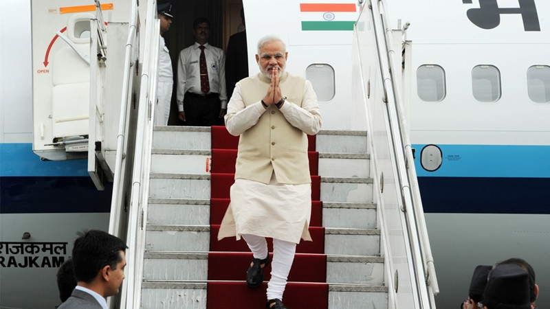 भारतीय प्रधानमन्त्री मोदी बिस्केक सम्मेलनमा, पाकिस्तानी प्रधानमन्त्री इमरानसँग छलफल हाेला त?