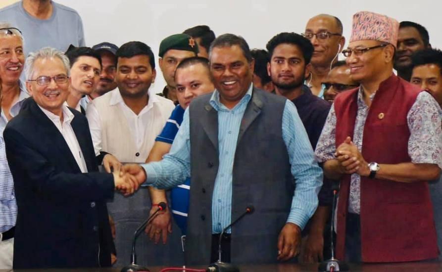 समाजवादी पार्टी नेपाल दल दर्ता गर्न आयोगमा