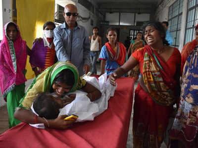 काँचाे लिची खाँदा बिहारमा ५४ बालबालिकाको मृत्यु