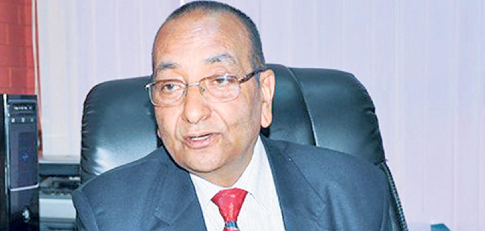 नेपाल एयरलाइन्सका कार्यकारी अध्यक्ष खरेलद्धारा राजीनामा