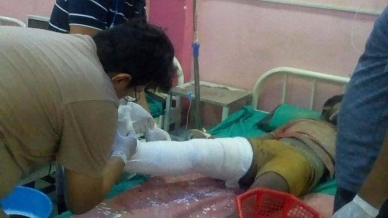 दाङमा सिमेन्ट उद्याेगकाे ढलान भत्किँदा  तीन मजदुरकाे मृत्यु
