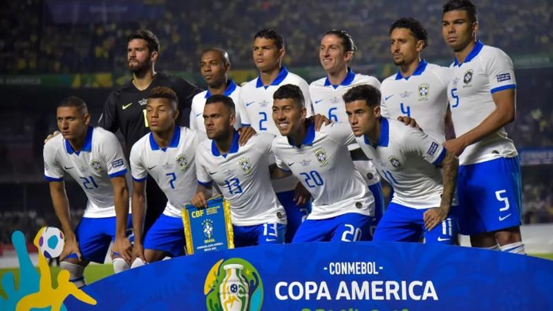 कोपा अमेरिका :  ब्राजिलको विजयी सुरुआत