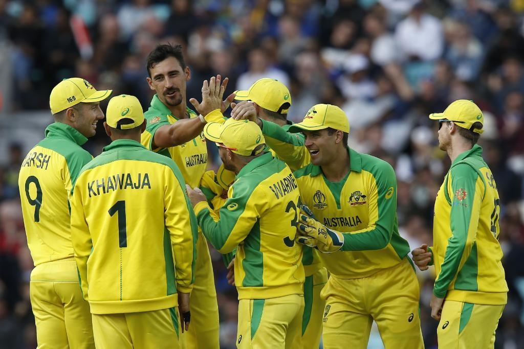 विश्वकप क्रिकेट :  अष्ट्रेलियाकाे चौथो जित