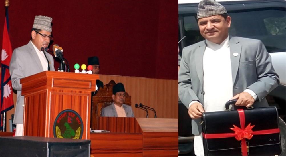 कर्णाली प्रदेश सरकारले ल्यायाे ३४ अर्ब ३५ करोडकाे बजेट