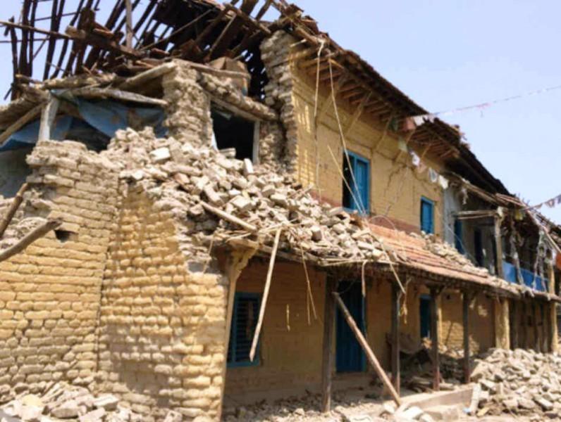 ऋणमा डुब्दै भूकम्पपीडित