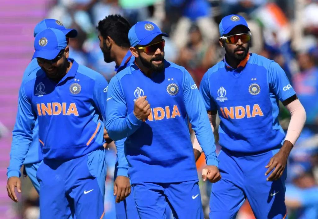भारत शीर्ष स्थानमा उक्लदैं विश्वकपकाे सेमिफाइनलमा