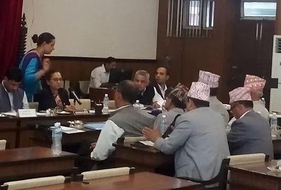 बागमती मुआब्जा विवाद : संसदीय समितिको संयुक्त बैठक निष्कर्षविहीन
