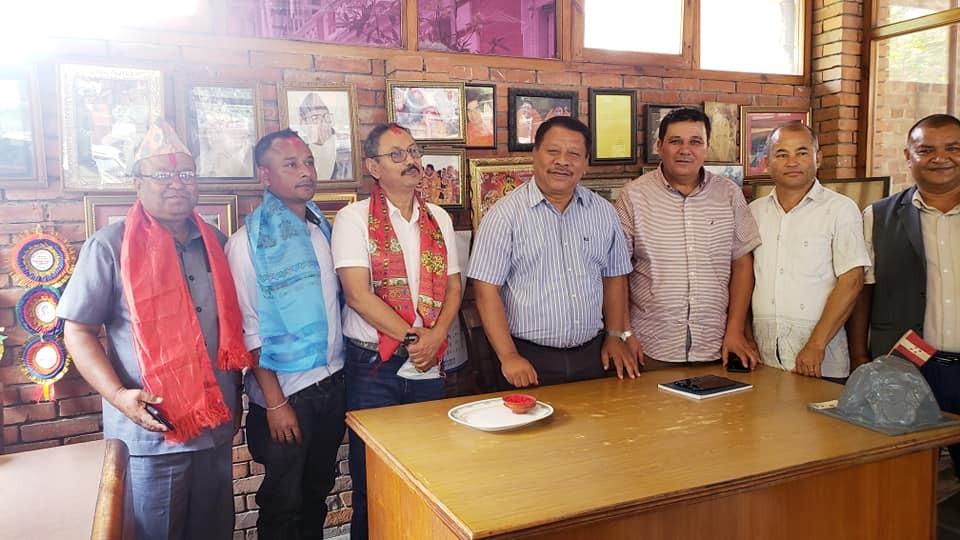 काठमाडौं कांग्रेसको उपाध्यक्ष, सचिव र सहसचिव सर्वसम्मत, जिल्ला कार्यसमितिले पायो पूर्णता