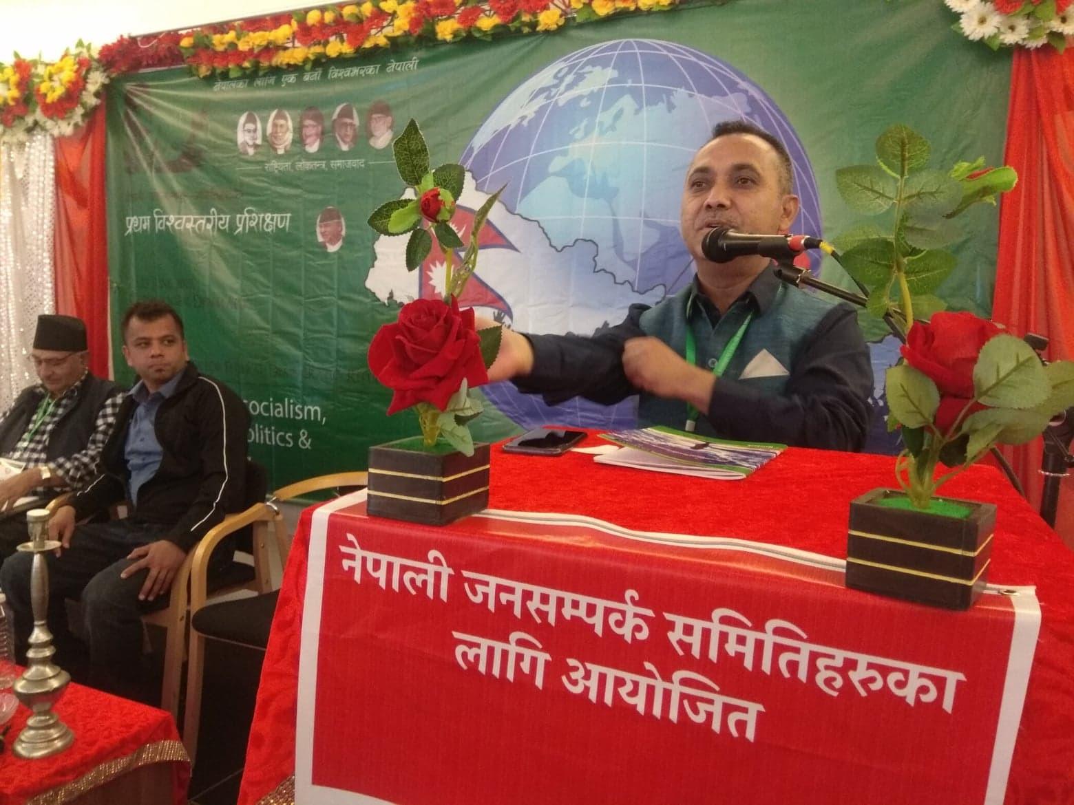 डायस्पोरालाई नेपालसँग गाँस्ने विश्वप्रकाशका सूत्र