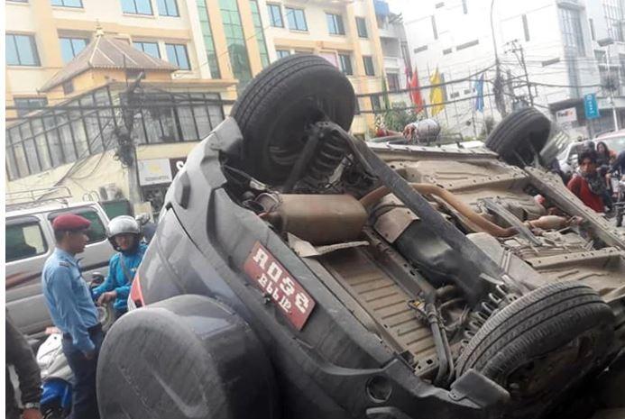 प्युठानमा ट्र्याक्टर दुर्घटना, सातको मृत्यु