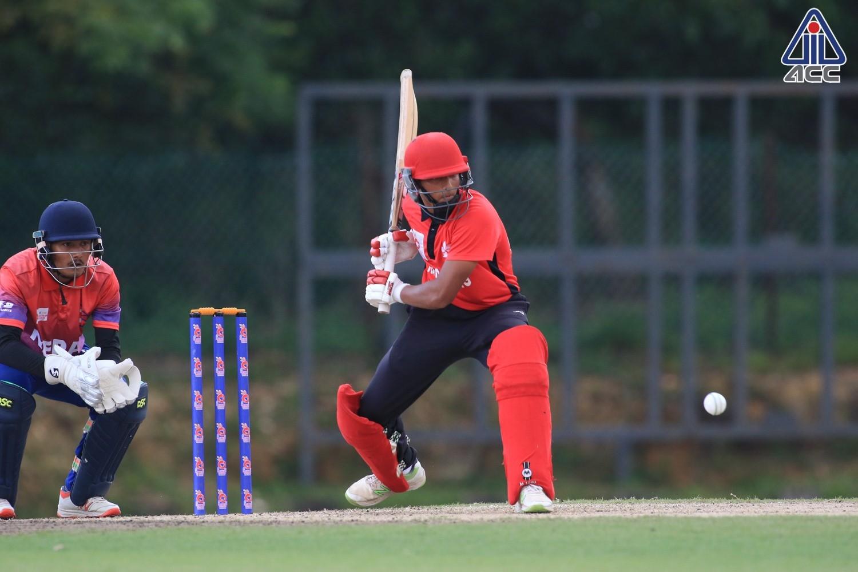 एसीसी यू–१९ क्रिकेटको उपाधिका लागि नेपाललाई हङकङले दियो ९६ रनको लक्ष्य
