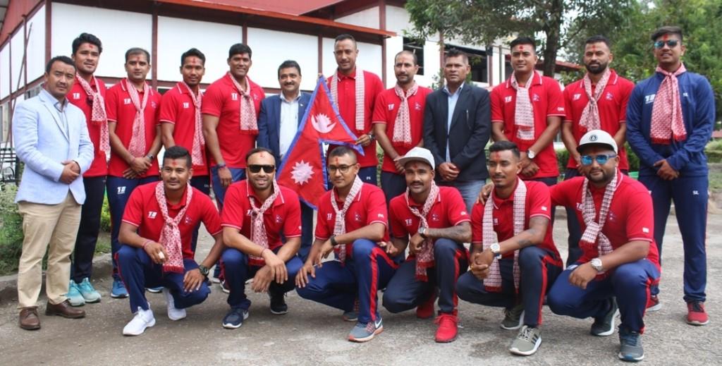 टी–२० विश्वकप छनोटका लागि नेपाली राष्ट्रिय टोली मलेसिया प्रस्थान