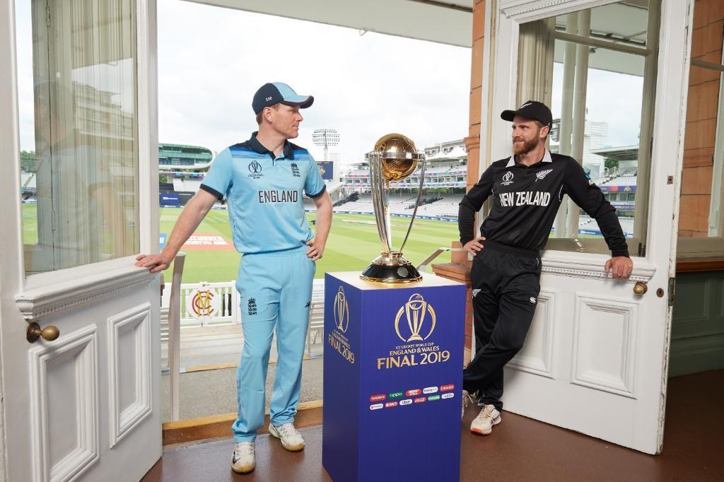 आईसीसी विश्वकपकाे फाइनल आज, इंग्ल्याण्ड र न्यूजिल्याण्ड भिड्दै