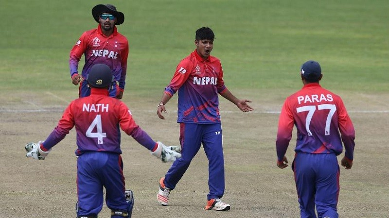 नेपाल र जिम्बावेबीचकाे दाेस्राे टी-२० आज