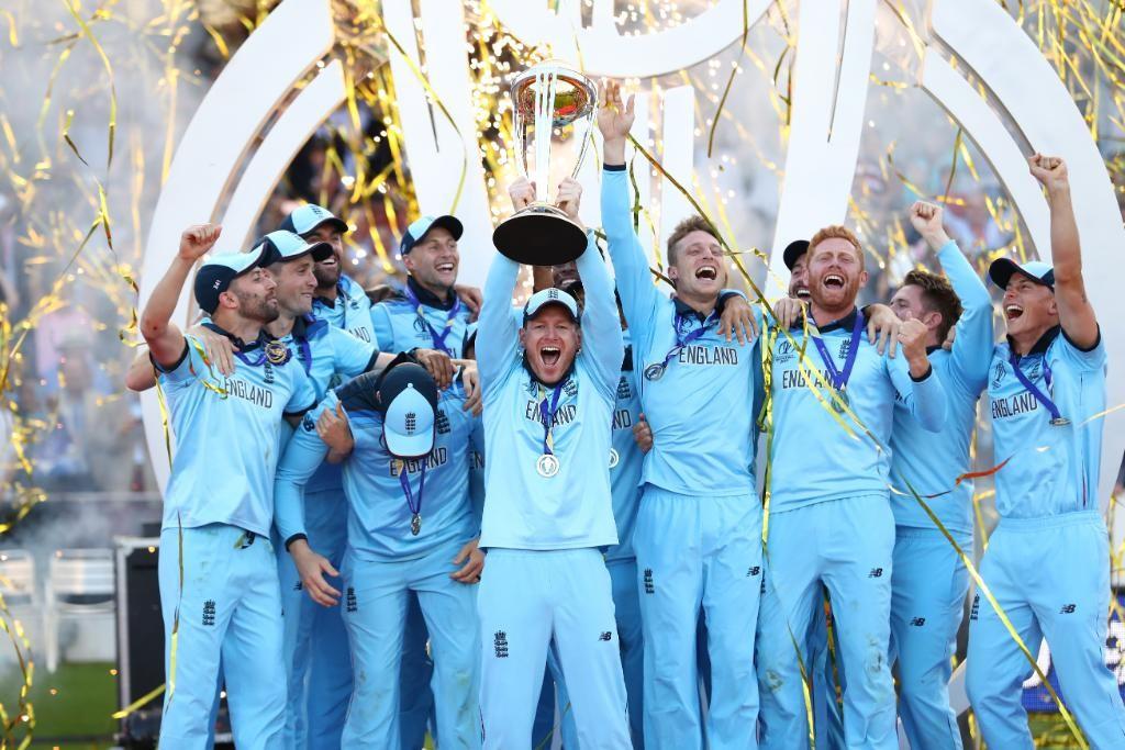 १२ औं संस्करणको आईसीसी विश्वकप उपाधि इंग्ल्याण्डलाई