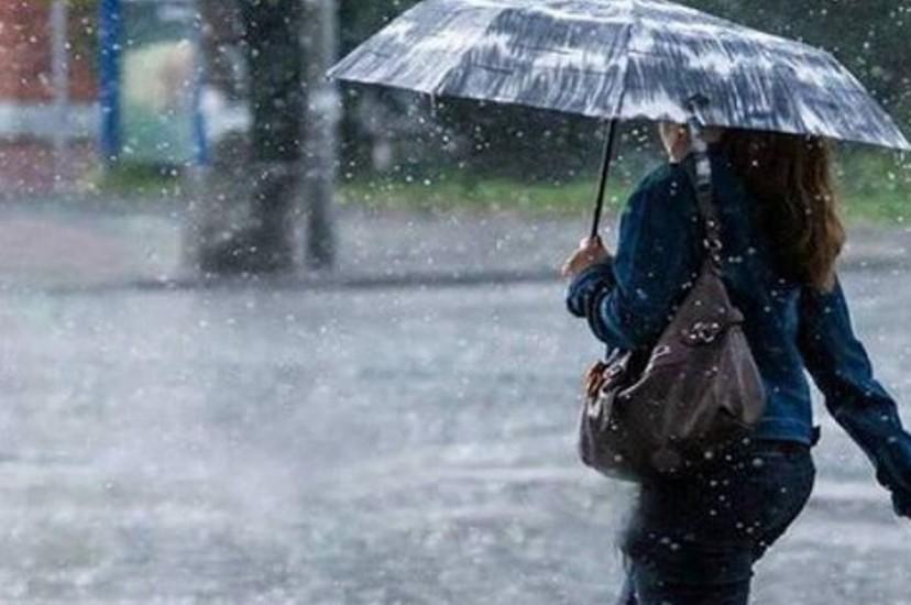 फेरि तीन दिन देशभर वर्षा हुने