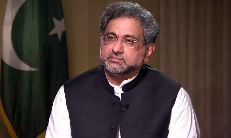 भ्रष्टाचार अभियाेगमा पाकिस्तानका पूर्वप्रधानमन्त्री अब्बासी पक्राउ