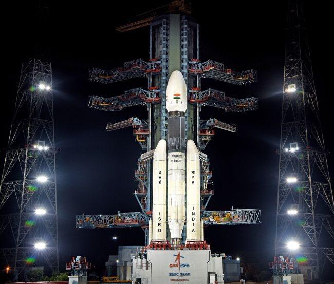 भारतले सोमबार चन्द्रयान प्रक्षेपण गर्ने