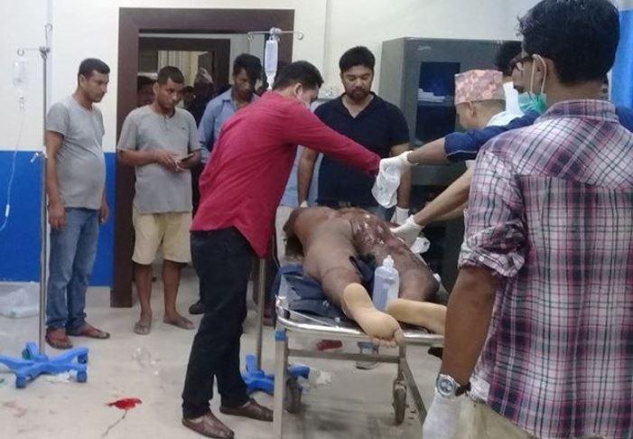 धनगढीमा बम विस्फोट : घाइते राम सिंहको मृत्यु, अन्य ४ को उपचार हुँदै